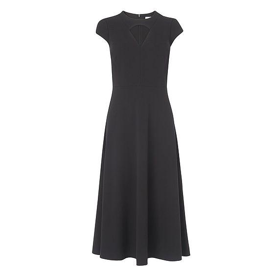 Cyra Black Dress
