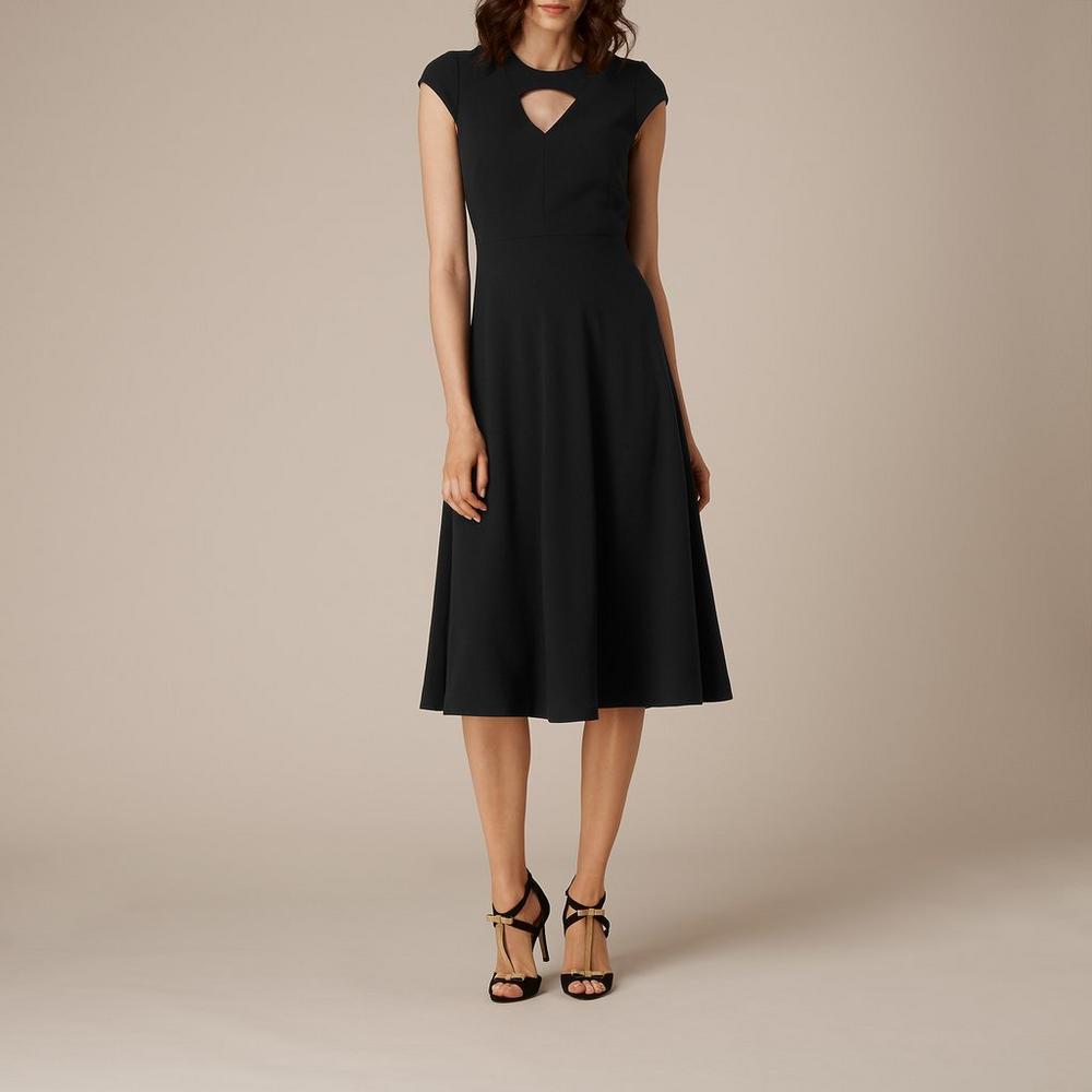 LK BENNETT Women 's Cyra Dress B071YVJ84F