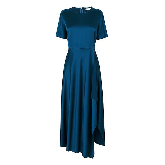 Delena Blue Dress