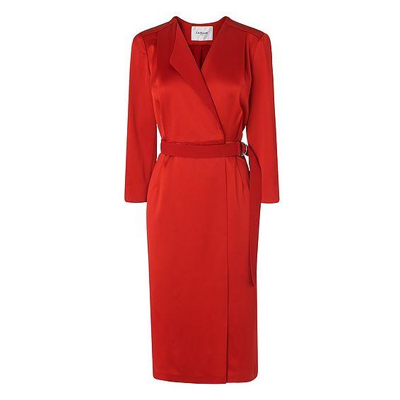 Delent Red Dress