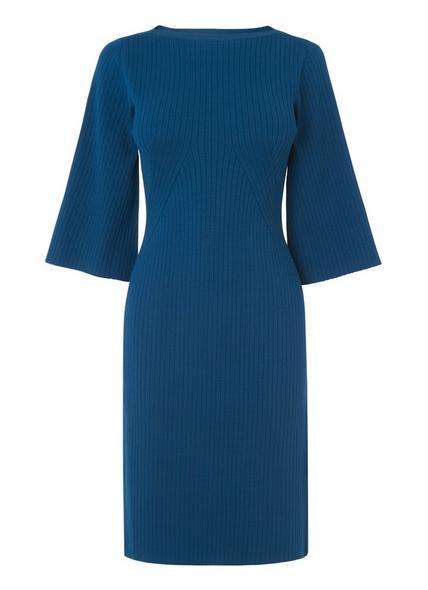 Tonya Blue Dress