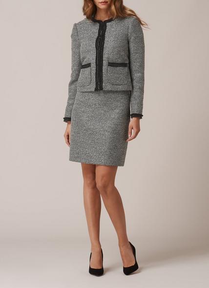Holly Grey Jacket