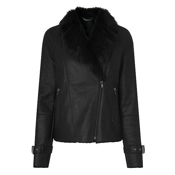 Linda Black Jacket