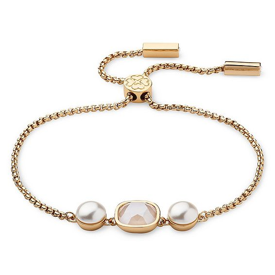 Evaleen Ivory Pearl Bracelet