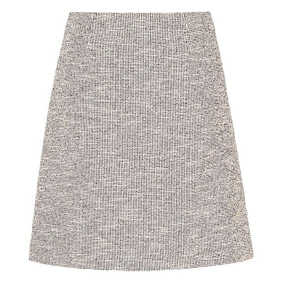 Gee Pink Tweed Skirt