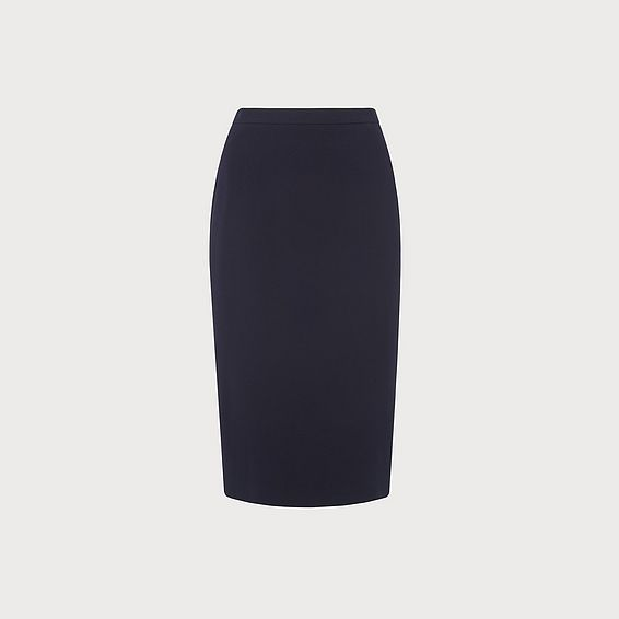 Judi Navy Skirt