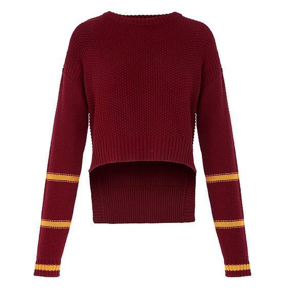 Annika Dark Pink Wool Cashmere Jumper