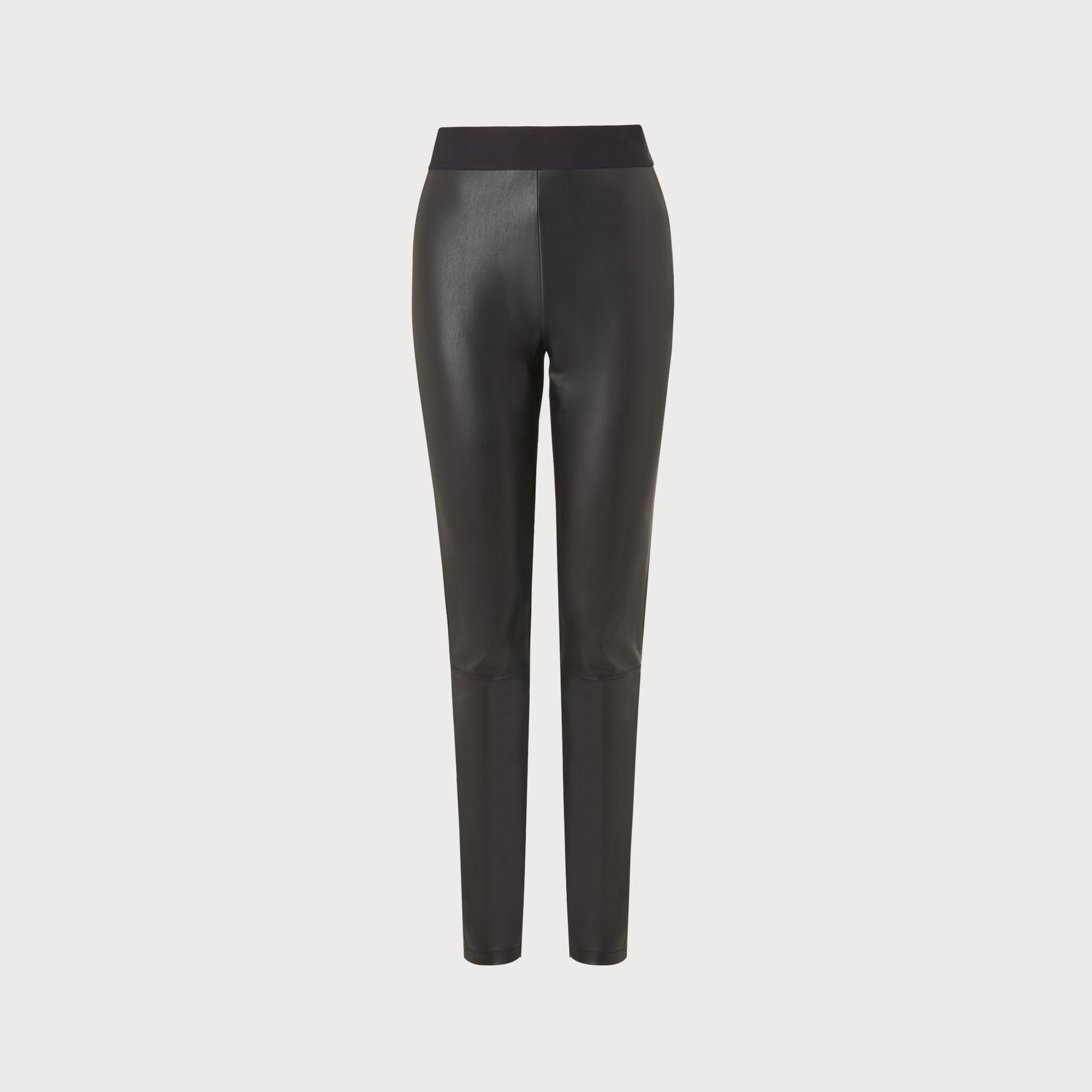 Aga Black Trouser