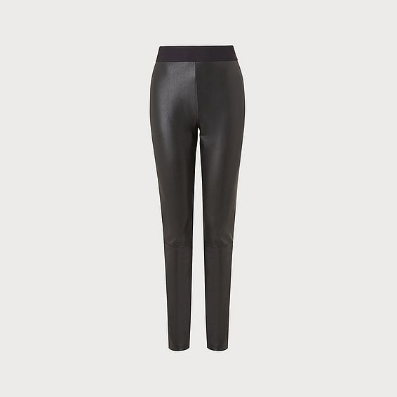Aga Black Trouser