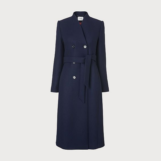 Verlee Blue Coat