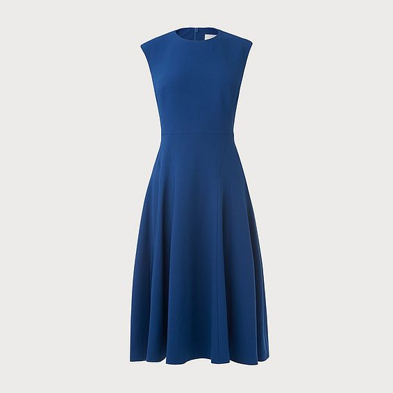 Aylin Blue Dress