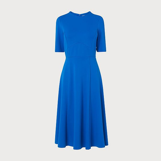 Bethan Blue Dress