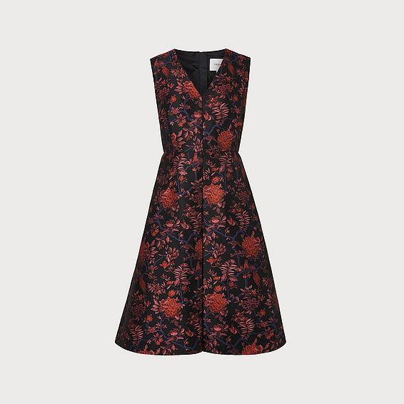 Delysia Floral Dress