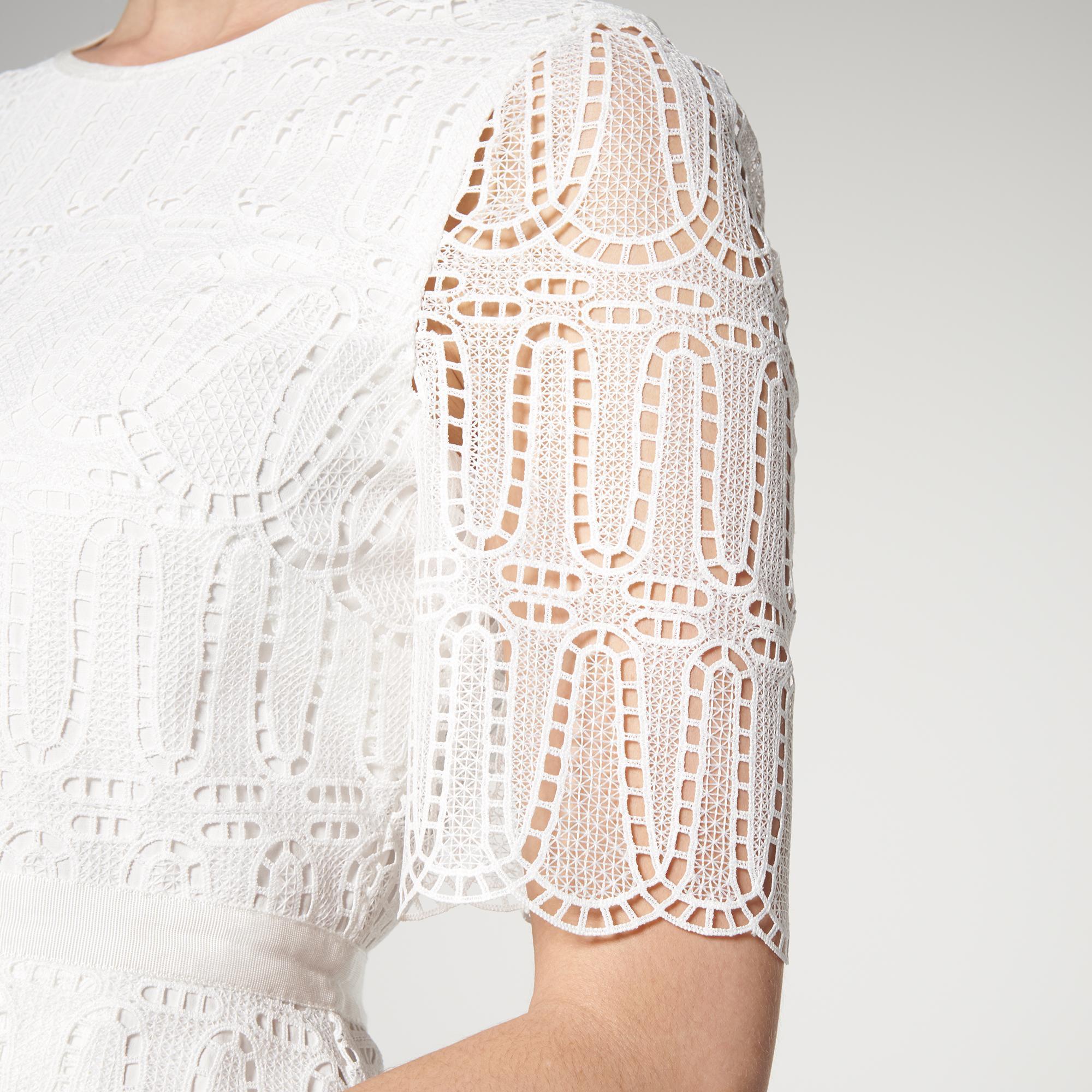 Milia White Dress