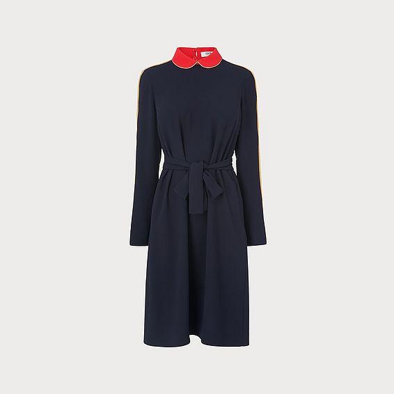 Rilea Navy Dress