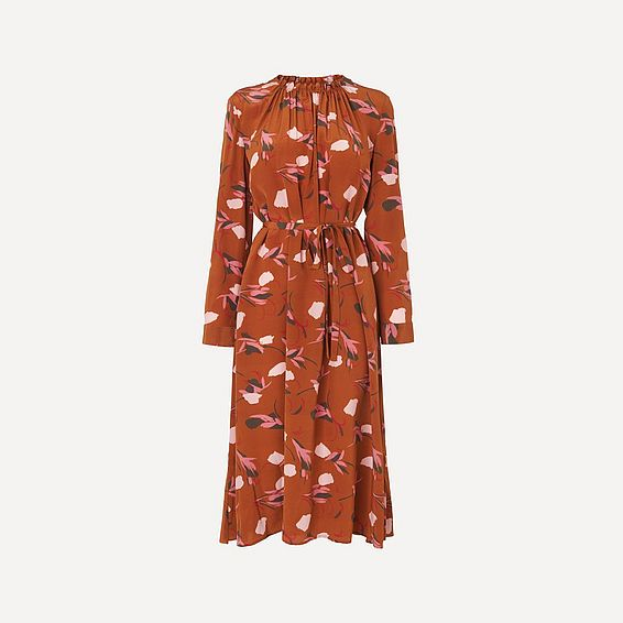 Yadis Rust Dress