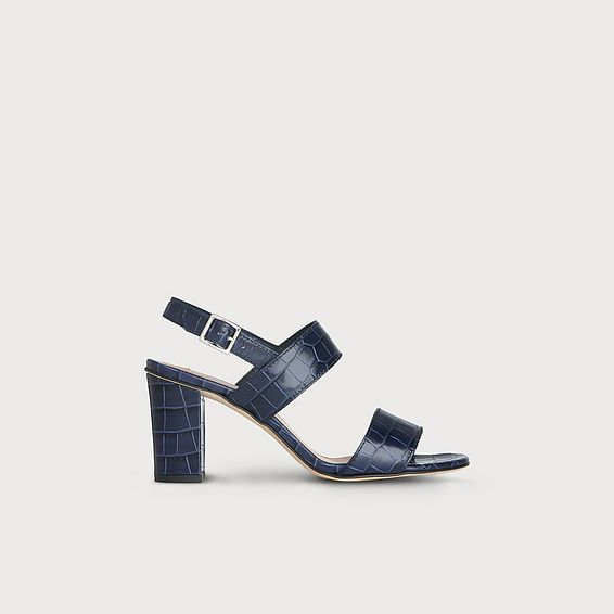 Rhiannon Navy Sandals