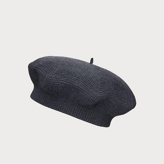 Deena Grey Merino Hats