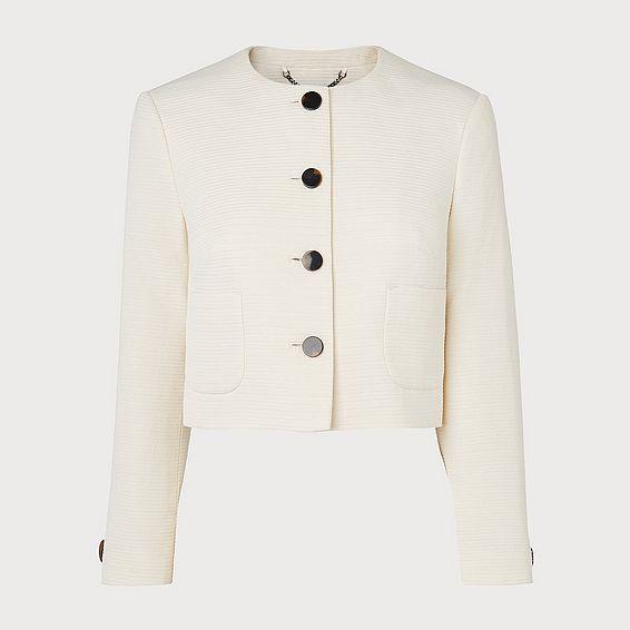 Cari Cream Jacket
