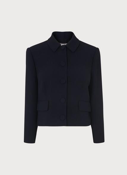 Carmel Navy Jacket