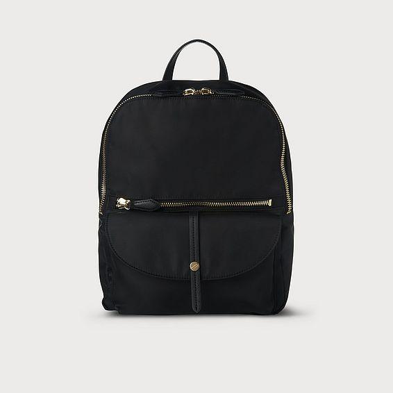 Bridget Black Backpack
