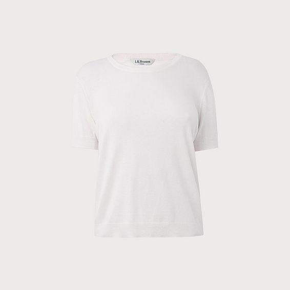Bibia Silk Cotton Top