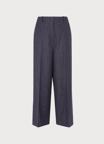 Aurore Grey Blue Trousers