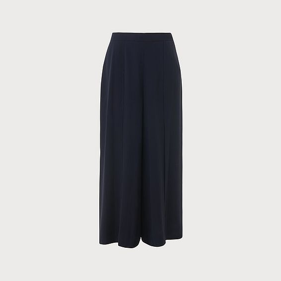 Eviene Navy Trousers