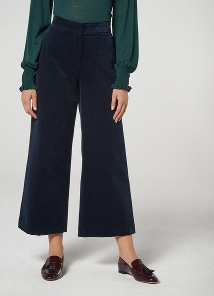 Kamika Navy Trousers