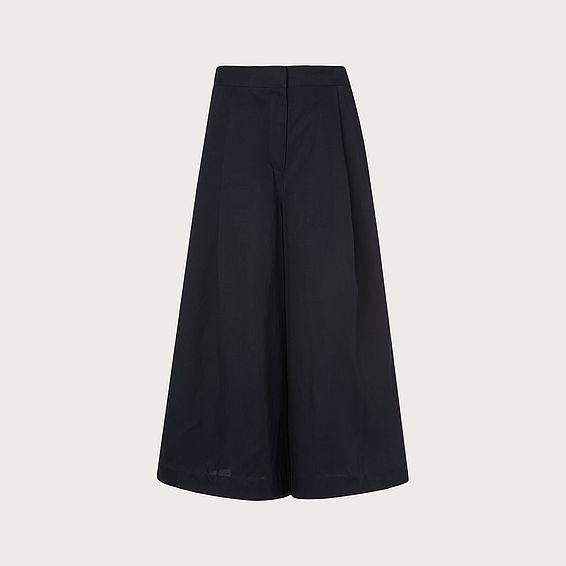Loren Navy Trouser