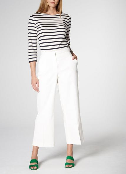 Oda Cream Trouser