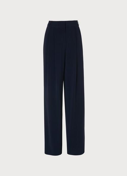 Reid Navy Trousers