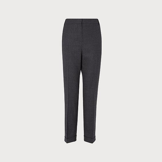 Zayda Grey Trouser