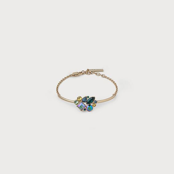 Paris Swarovski Emerald Crystal Bracelet