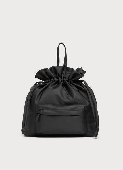 Layla Black Backpack