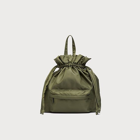Layla Olive Backpack