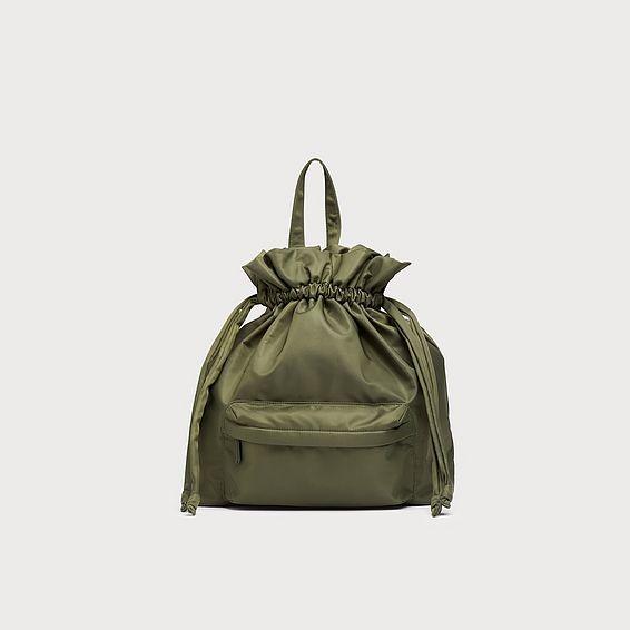 Layla Olive Backpack