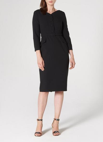 Peggy Black Dress