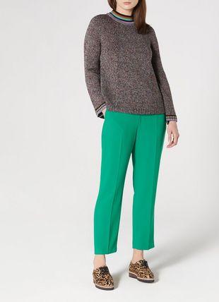 Claudie Multi Merino Wool Jumper