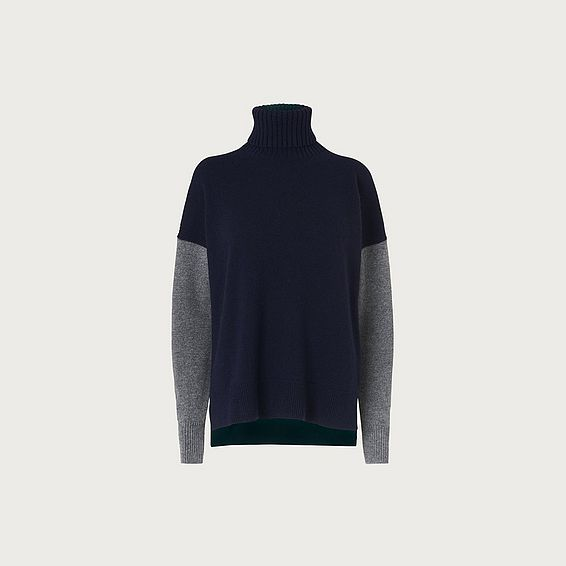 Sissi Multi Wool Cashmere Jumper