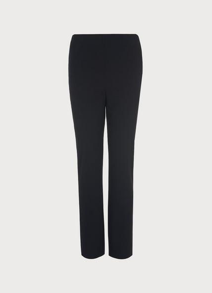 Eden Black Skinny Stretch Trousers