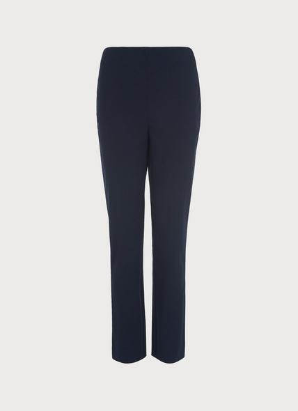 Eden Navy Skinny Stretch Trousers