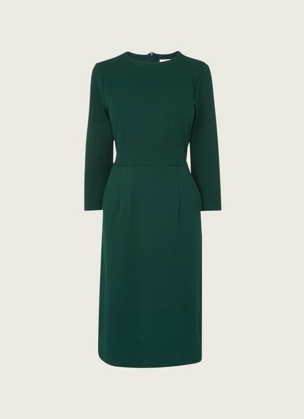 Elia Green Jersey Dress