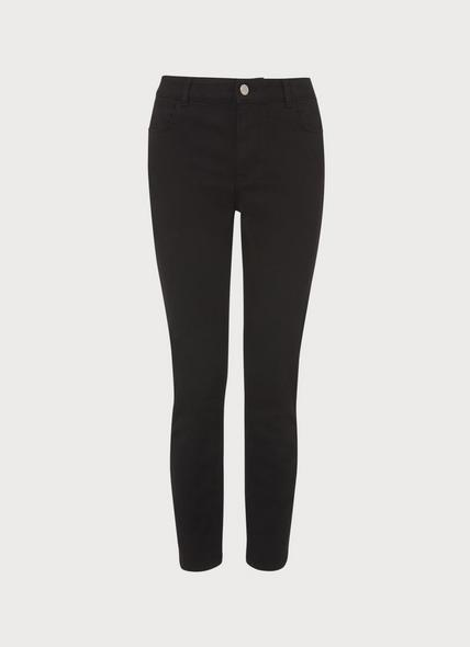 Grace Black Skinny Jeans