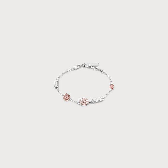 Gisel Blush Crystal Bracelet