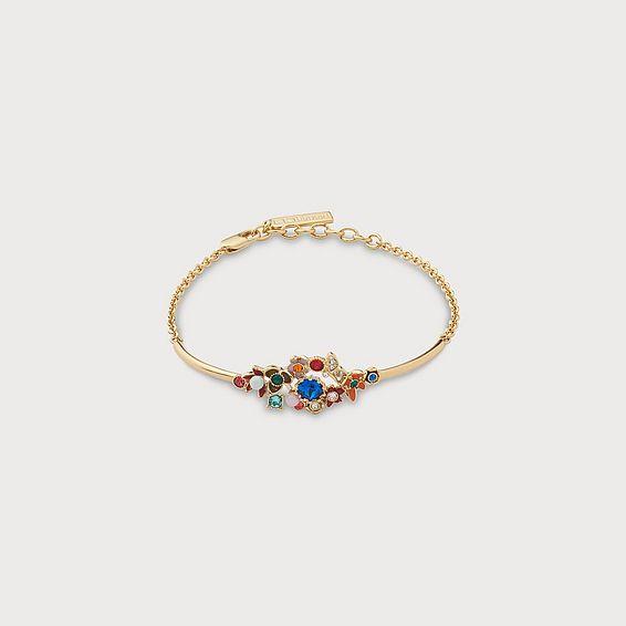 Maris Crystal Pearl Bracelet