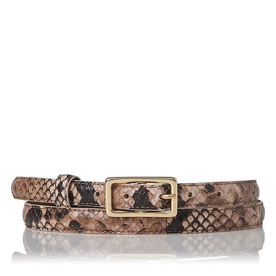 Glenda Animal Print Belts