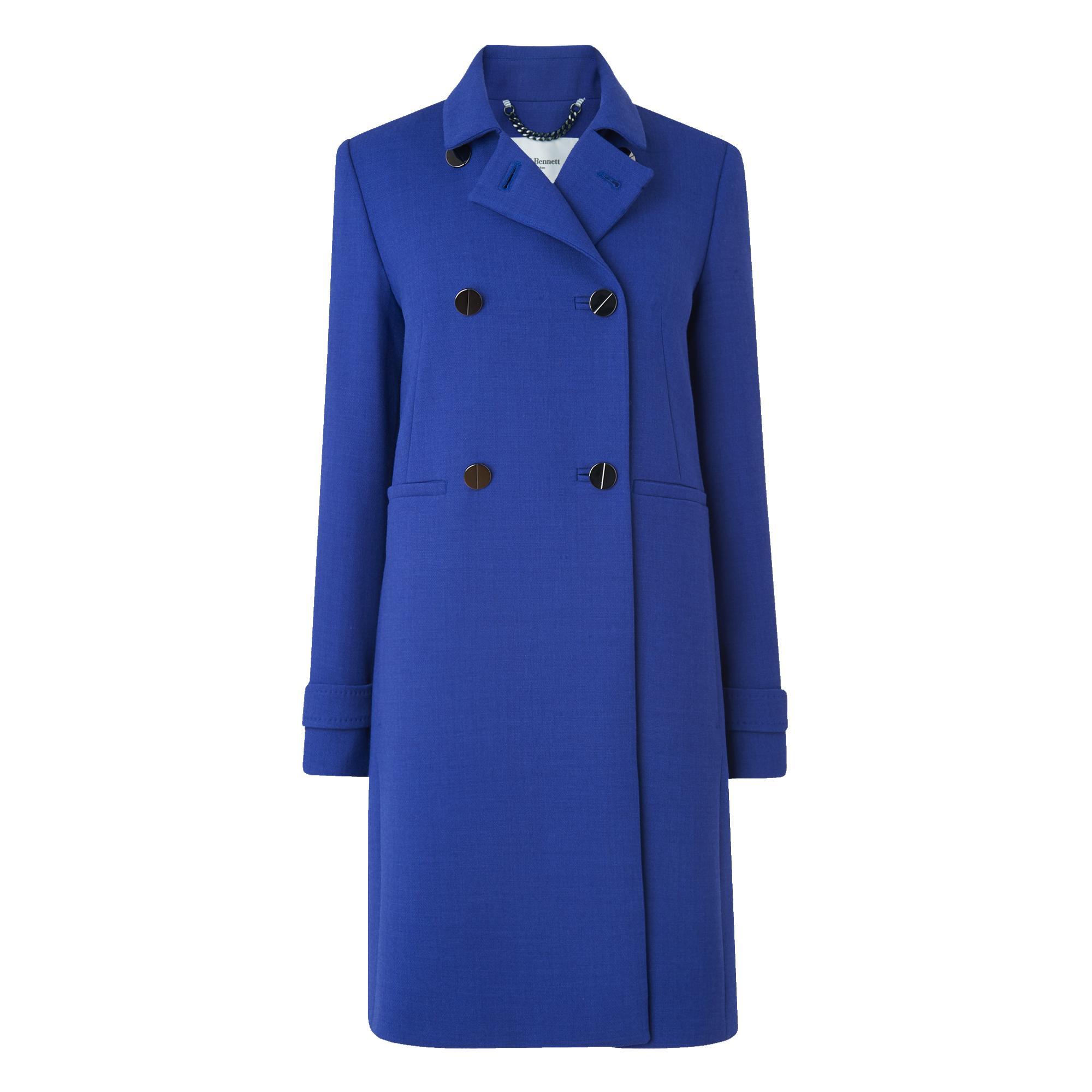 Bay Violet Coat