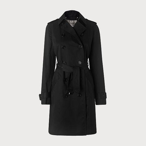 Elouise Black Coat