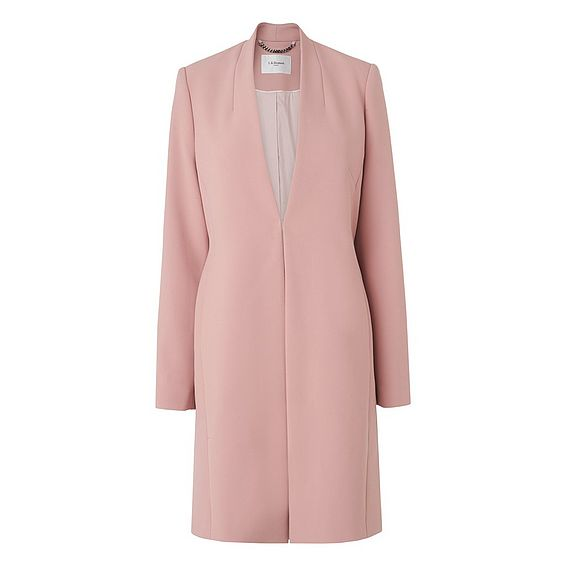 Laurela Blush Coat